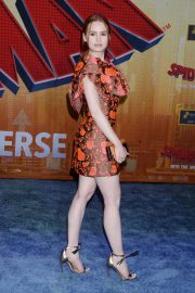 Madelaine Petsch at Spider-man: Into the Spider-verse Premiere in Hollywood 2018/12/01 1