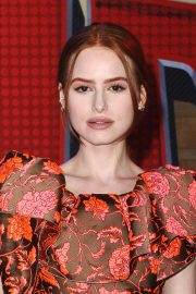 Madelaine Petsch at Spider-man: Into the Spider-verse Premiere in Hollywood 2018/12/01 6