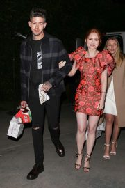 Madelaine Petsch Night Out in Los Angeles 2018/12/01 3