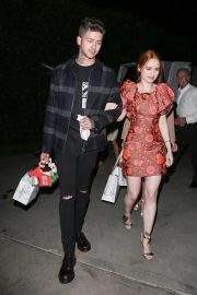 Madelaine Petsch Night Out in Los Angeles 2018/12/01 4