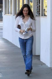 Madeleine Stowe Out Shopping in Beverly Hills 2018/12/03 3