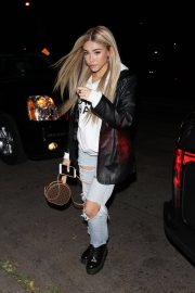 Madison Beer at Peppermint Club in West Hollywood 2018/12/28 6