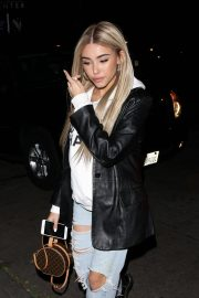 Madison Beer at Peppermint Club in West Hollywood 2018/12/28 10