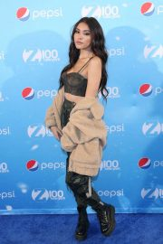 Madison Beer at Z100's Jingle Ball Pre-show in New York 2018/12/07 1