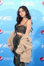 Madison Beer at Z100's Jingle Ball Pre-show in New York 2018/12/07 5