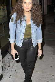Madison Pettis at Catch LA in West Hollywood 2018/12/07 1