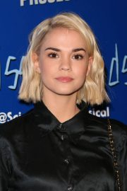 Maia Mitchell at Edward Scissorhands: A Musical Parody Opening Night in Los Angeles 2018/12/14 1