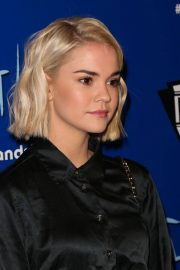 Maia Mitchell at Edward Scissorhands: A Musical Parody Opening Night in Los Angeles 2018/12/14 3
