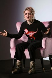 Maisie Williams at Elle Weekender 2018, Day Two at Saatchi Gallery in London 2018/12/01 4