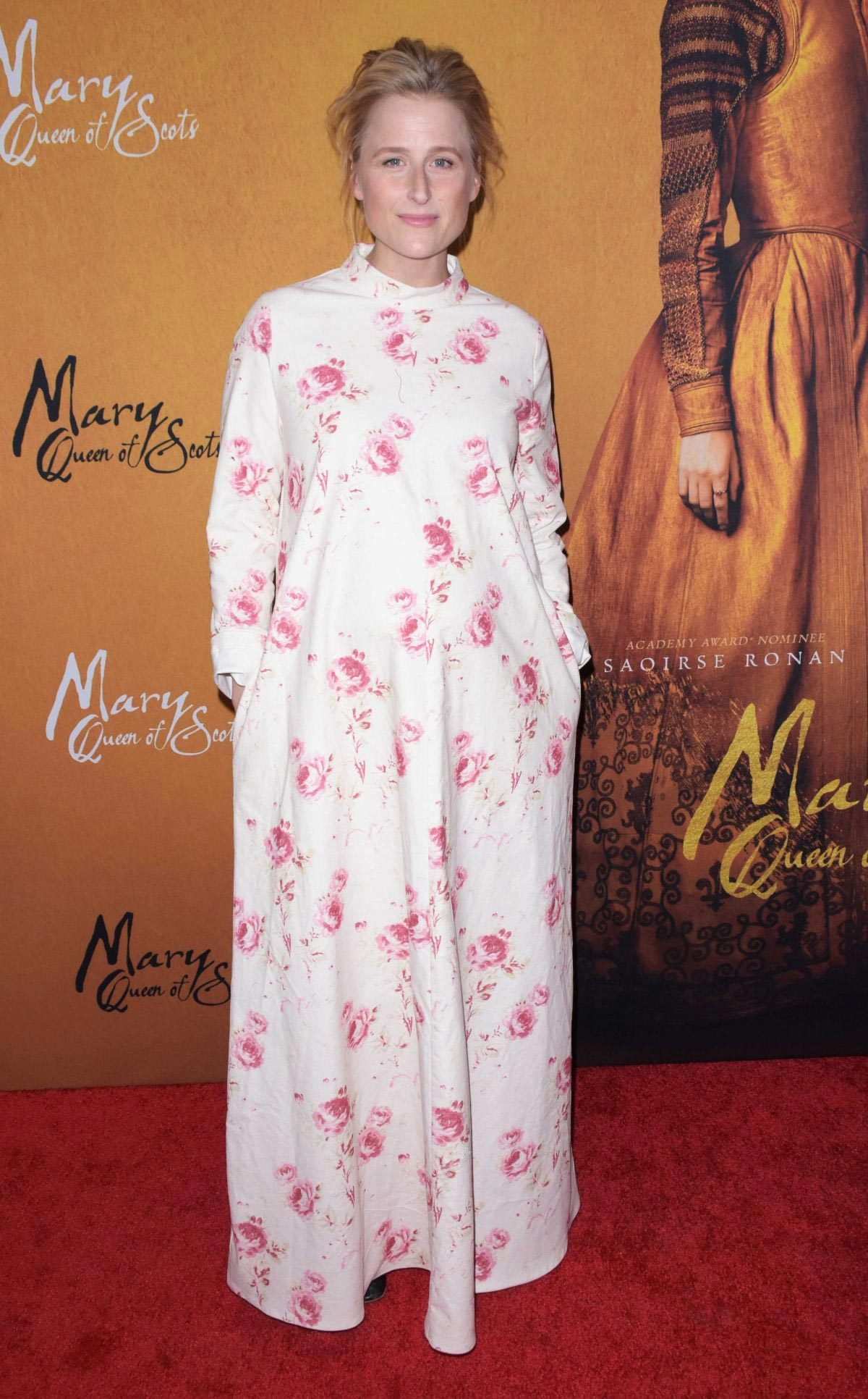 Mamie Gummer at Mary Queen of Scots Premiere in New York 2018/12/04 1