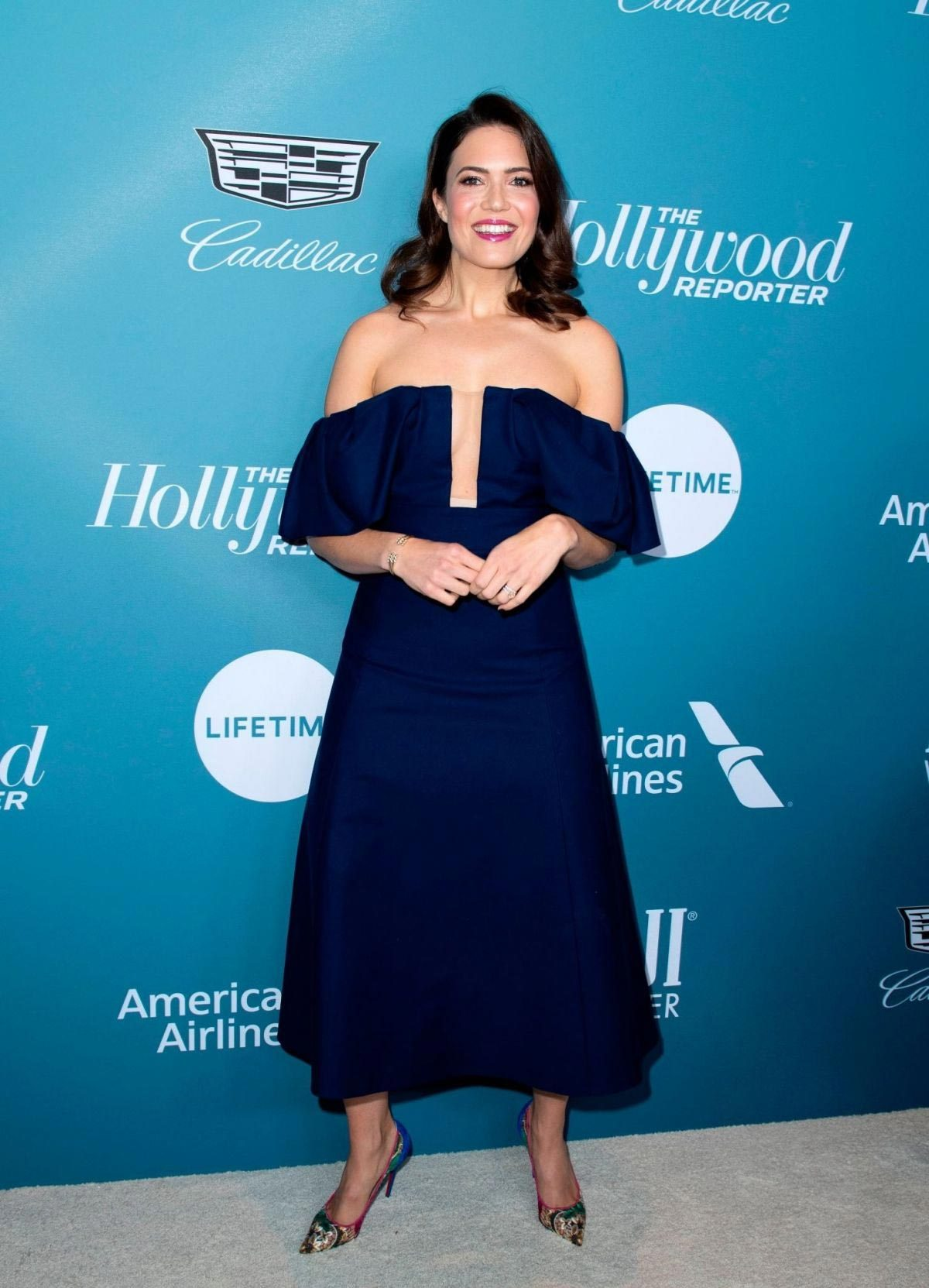 Mandy Moore at Hollywood Reporter's Power 100 Women in Entertainment in Los Angeles 2018/12/05 1