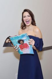 Mandy Moore at Hollywood Reporter's Power 100 Women in Entertainment in Los Angeles 2018/12/05 8