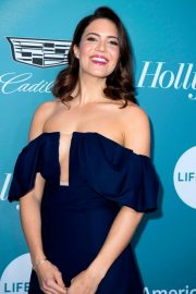Mandy Moore at Hollywood Reporter's Power 100 Women in Entertainment in Los Angeles 2018/12/05 12