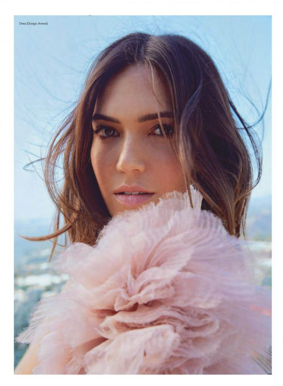Mandy Moore in Elle Magazine, Canada February 2019 1