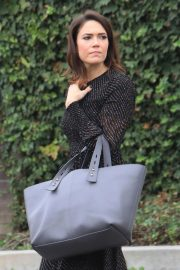 Mandy Moore Out and About in Beverly Hills 2018/12/05 8