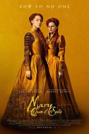 Margot Robbie at Mary Queen of Scots Posters and Promos 2018/12/02 2
