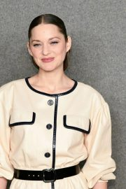 Marion Cotillard at Chanel Metiers D'Art Show Pre-fall 2019 in New York 2018/12/04 2