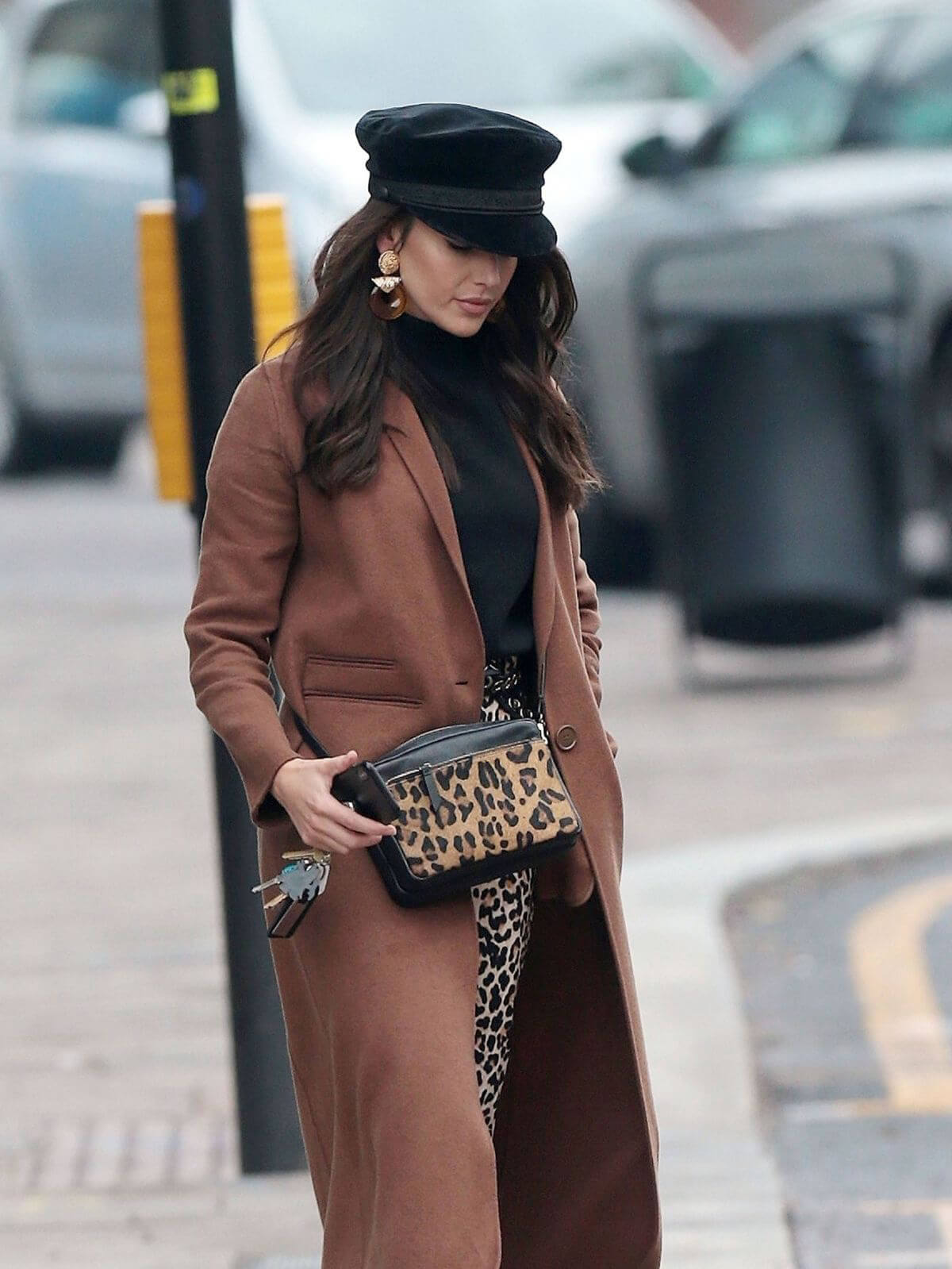 Michelle Keegan Out and About in Manchester 2018/12/04 1