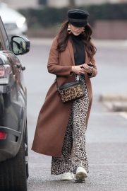 Michelle Keegan Out and About in Manchester 2018/12/04 3