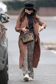 Michelle Keegan Out and About in Manchester 2018/12/04 4