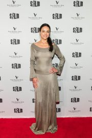 Michelle Rodriguez at SFFILM Awards Night 2018 in San Francisco 2018/12/03 2