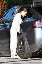 Mila Kunis Out in Los Angeles 2018/12/07 2
