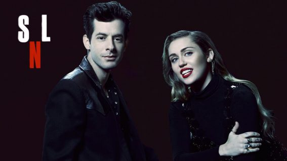 Miley Cyrus and Mark Ronson Saturday Night Live Promos, December-2018 1