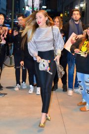 Miley Cyrus at Z100 Radio Station in New York 2018/12/10 4