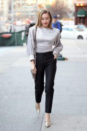 Miley Cyrus at Z100 Radio Station in New York 2018/12/10 10