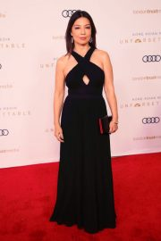 Ming-Na Wen at Unforgettable Gala in Beverly Hills 2018/12/08 2