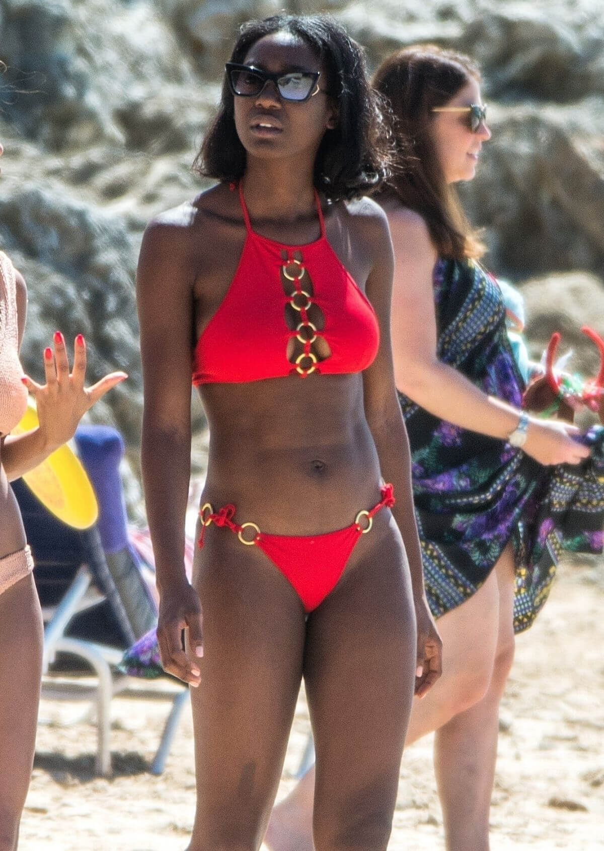 Cleavage Mouna Traore nudes (95 foto and video), Tits, Bikini, Instagram, underwear 2020