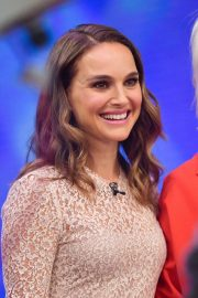 Natalie Portman on the Set of Today Show in New York 2018/12/12 5