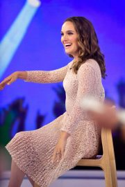 Natalie Portman on the Set of Today Show in New York 2018/12/12 6