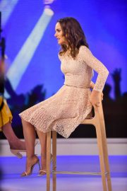 Natalie Portman on the Set of Today Show in New York 2018/12/12 9