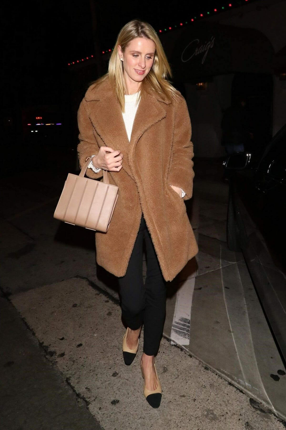Nicky Hilton at Craig's Restaurant in West Hollywood 2018/12/29 1
