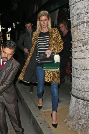 Nicky Hilton Leaves Madeo Restaurant in Beverly Hills 2018/12/26 1
