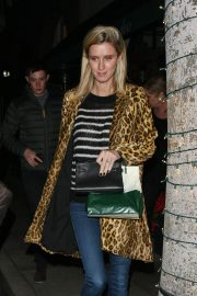 Nicky Hilton Leaves Madeo Restaurant in Beverly Hills 2018/12/26 7