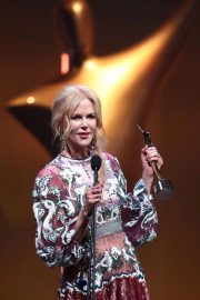 Nicole Kidman at Aacta Awards Presented by Foxtel in Sydney 2018/12/05 5