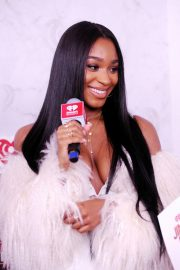 Normani Kordei at Z100's Jingle Ball in New York 2018/12/07 3