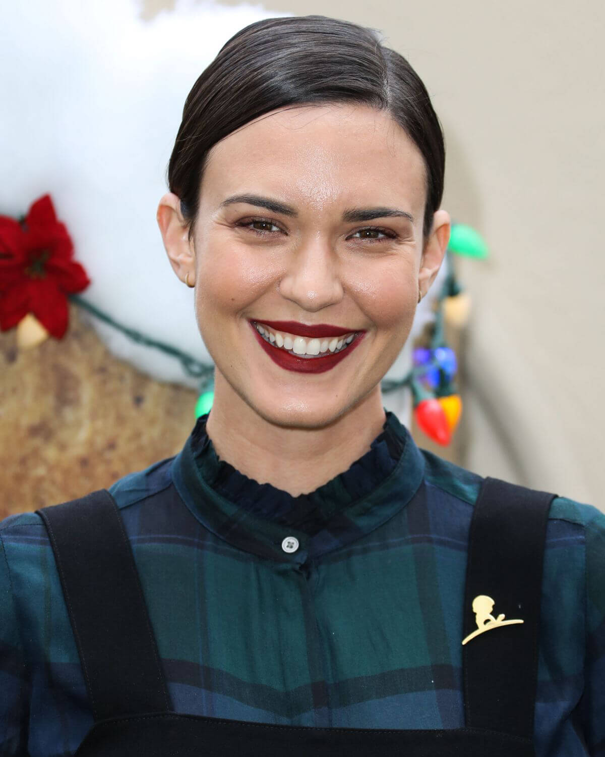 Odette Annable at Brooks Brothers Annual Holiday Celebration 2018/12/09 1