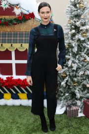 Odette Annable at Brooks Brothers Annual Holiday Celebration 2018/12/09 4