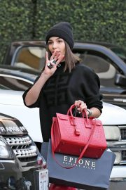 Olivia Culpo at Epione in Beverly Hills 2018/12/07 1