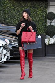Olivia Culpo at Epione in Beverly Hills 2018/12/07 3