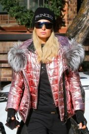 Paris Hilton Out and About in Aspen 2018/12/29 1
