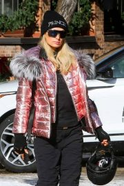 Paris Hilton Out and About in Aspen 2018/12/29 5