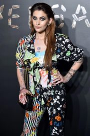Paris Jackson at Versace Pre-fall 2019 Fashion Show in New York 2018/12/02 3