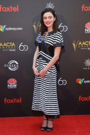 Phoebe Tonkin at Aacta Awards Presented by Foxtel in Sydney 2018/12/05 2