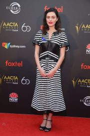 Phoebe Tonkin at Aacta Awards Presented by Foxtel in Sydney 2018/12/05 3