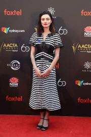 Phoebe Tonkin at Aacta Awards Presented by Foxtel in Sydney 2018/12/05 5