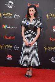 Phoebe Tonkin at Aacta Awards Presented by Foxtel in Sydney 2018/12/05 6